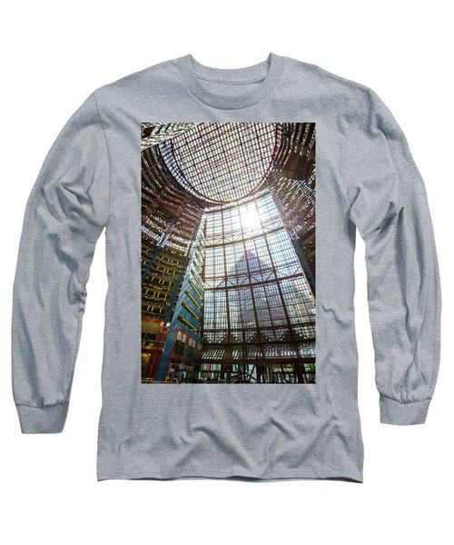 James R Thompson Center Interior II Chicago Long Sleeve T-Shirt