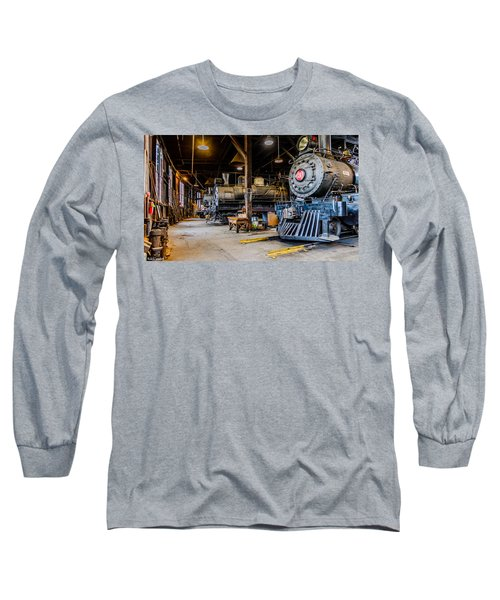 Jamestown Roundhouse Long Sleeve T-Shirt