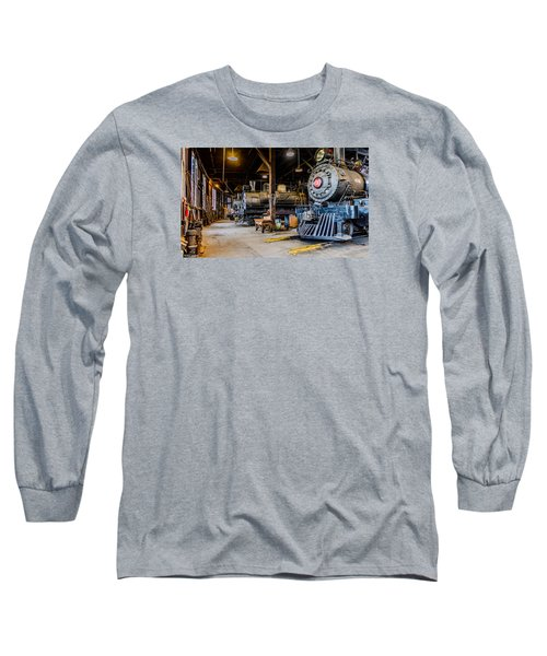 Jamestown Roundhouse Long Sleeve T-Shirt