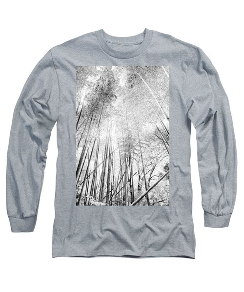 Japan Landscapes Long Sleeve T-Shirt by Hayato Matsumoto