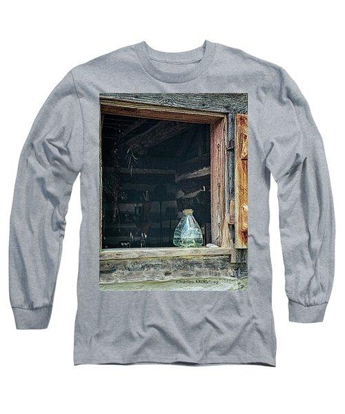 Jar In Window Long Sleeve T-Shirt