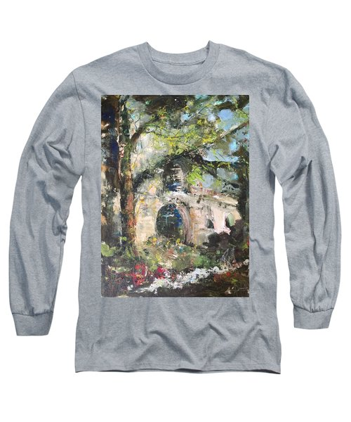 Jardin D'au Paradis  Long Sleeve T-Shirt