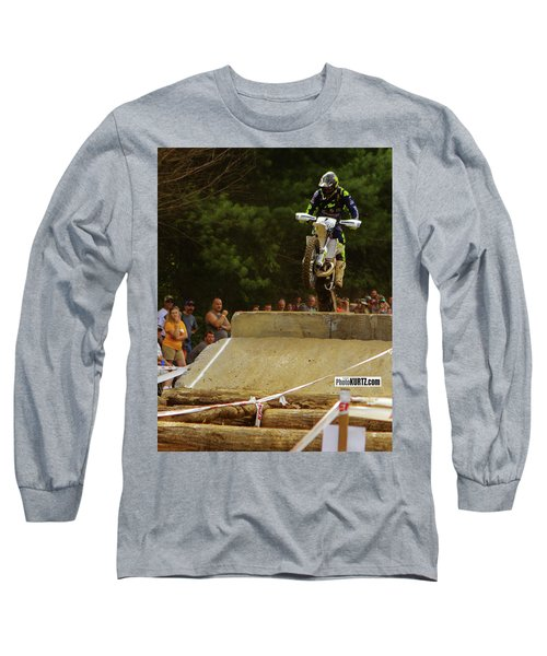 Jarvis Maintains 2nd Place Long Sleeve T-Shirt