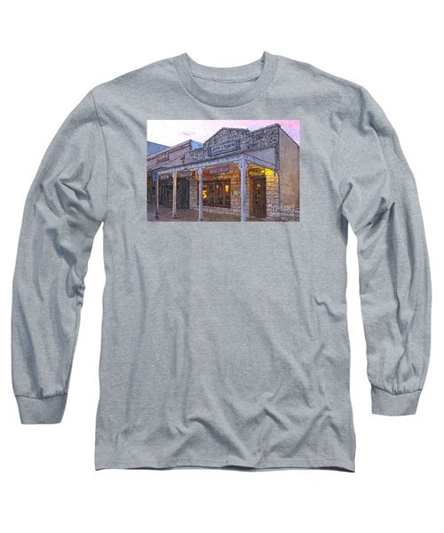 Mud In Your Eye_2 Long Sleeve T-Shirt