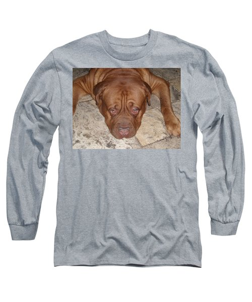 JAX Long Sleeve T-Shirt by Val Oconnor