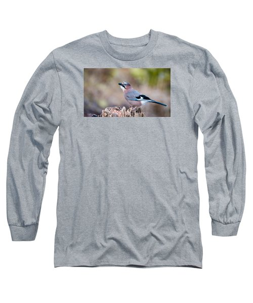 Jay In Profile Long Sleeve T-Shirt