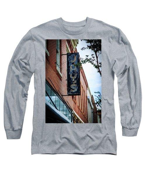 Jay's Sign Long Sleeve T-Shirt