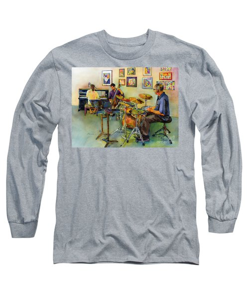 Jazz At The Gallery Long Sleeve T-Shirt