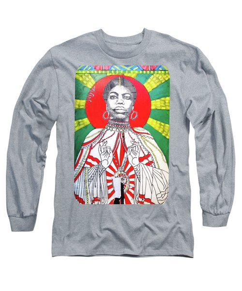 Jazz Saint Long Sleeve T-Shirt