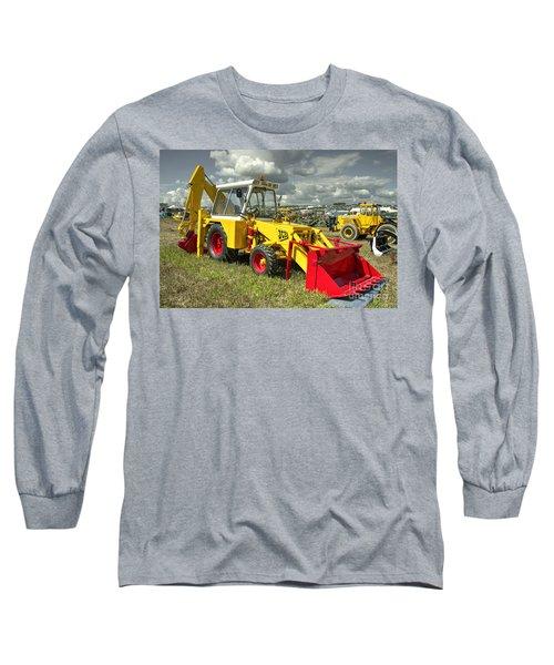 Jcb  Long Sleeve T-Shirt