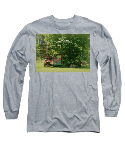 Jeferson Landing Series No.2 Long Sleeve T-Shirt