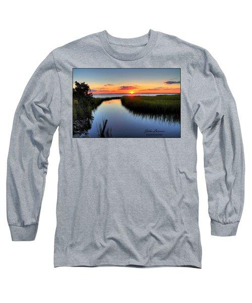 Jeffres Reflections Long Sleeve T-Shirt