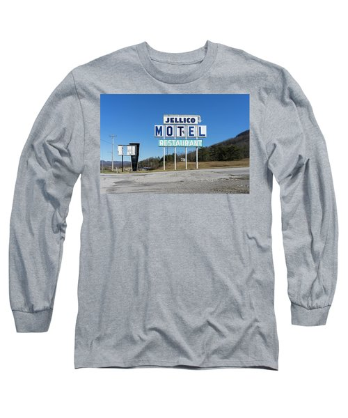 Jellico Motel Long Sleeve T-Shirt