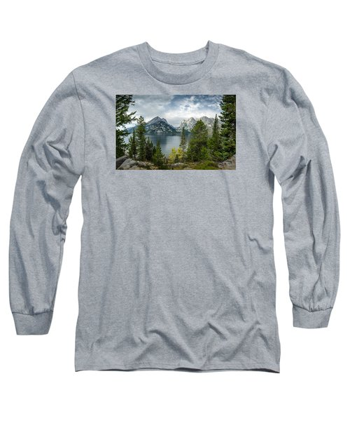 Jenny Lake Overlook Long Sleeve T-Shirt