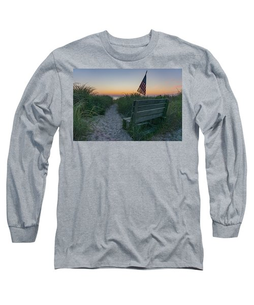Jerry's Bench Long Sleeve T-Shirt