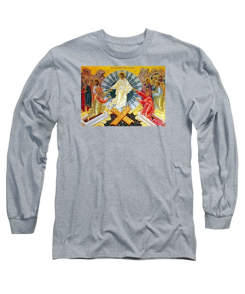 Jesus Bliss Long Sleeve T-Shirt by Munir Alawi