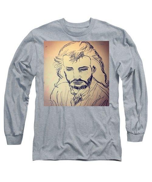 Jesus Life Long Sleeve T-Shirt