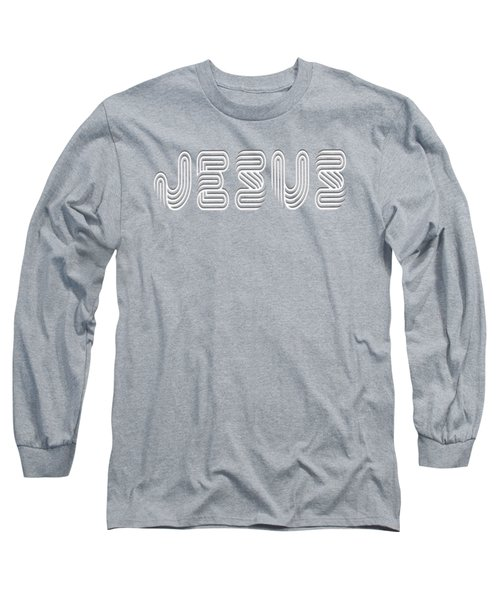 Jesus Street Long Sleeve T-Shirt