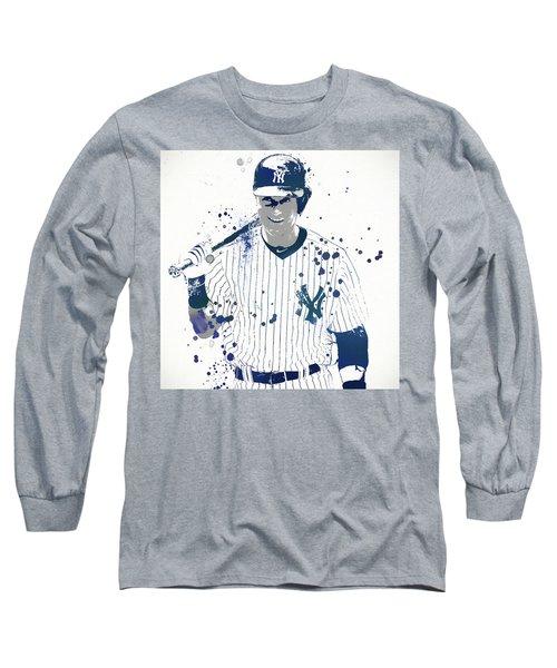 Jeter Long Sleeve T-Shirt