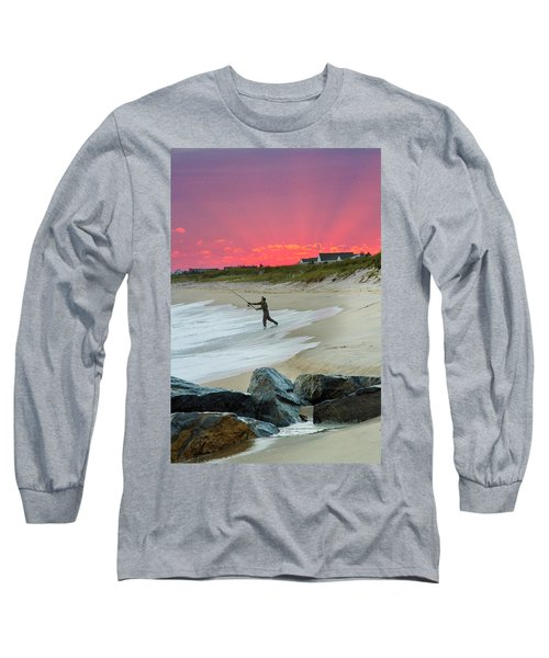 Jetty Four Fisherman Long Sleeve T-Shirt