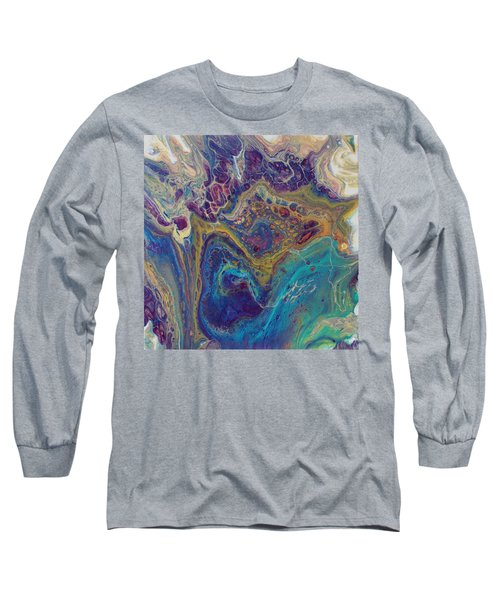 Jewel Case Long Sleeve T-Shirt