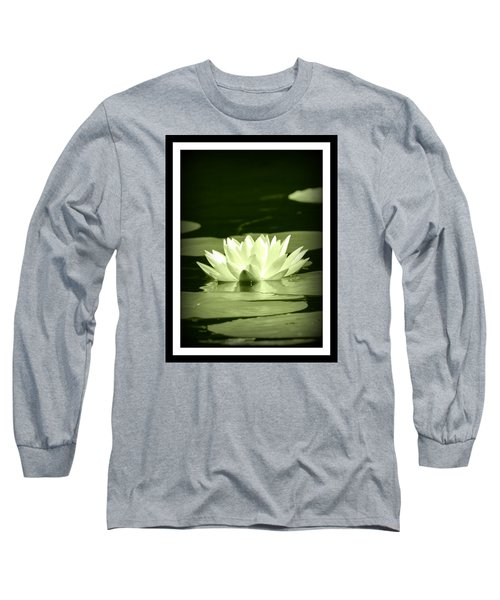 Jewel Of The Pond Long Sleeve T-Shirt