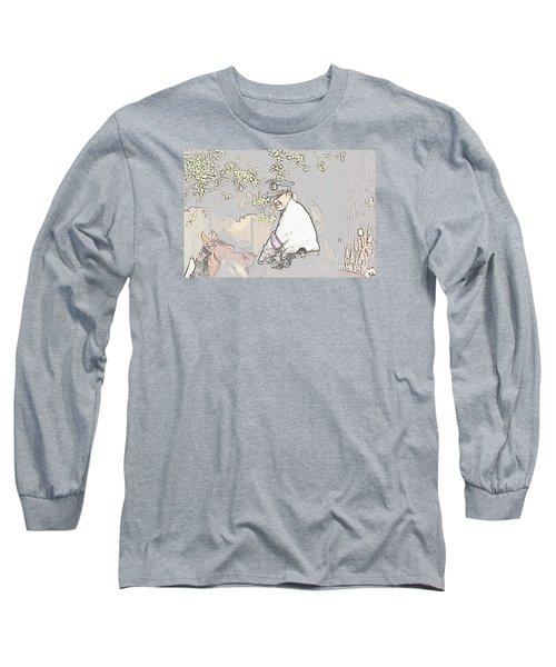 Jidai Matsuri Xx Long Sleeve T-Shirt by Cassandra Buckley