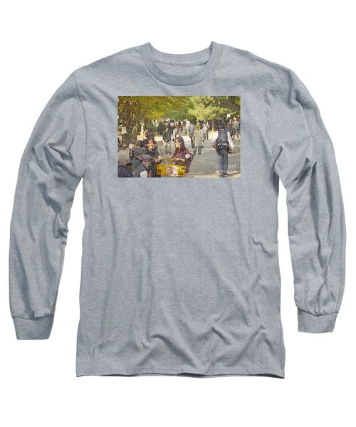 Jidai Matsuri Xxi Long Sleeve T-Shirt