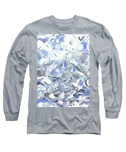 Jodrey Pier Long Sleeve T-Shirt