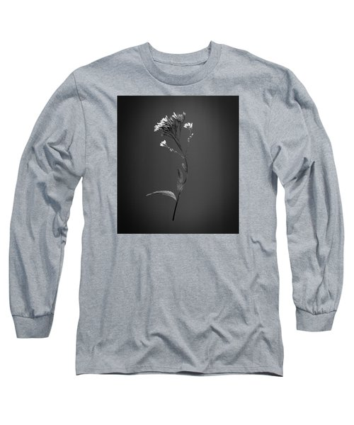 Joe Pye 1 Long Sleeve T-Shirt by Simone Ochrym