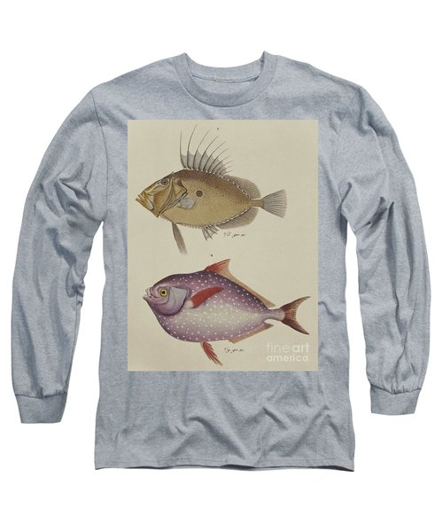 John Dory And Opah Long Sleeve T-Shirt
