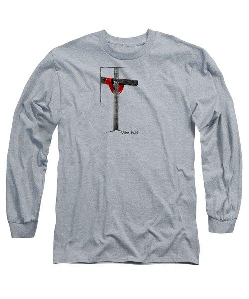 John Three Sixteen Long Sleeve T-Shirt