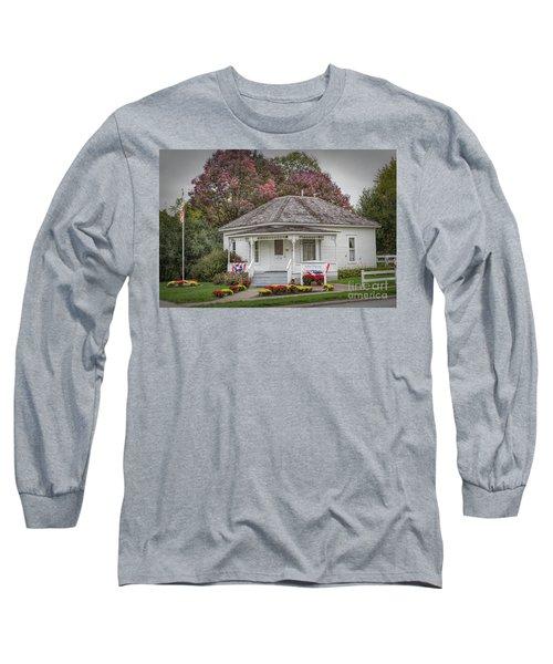 John Wayne Birthplace Long Sleeve T-Shirt