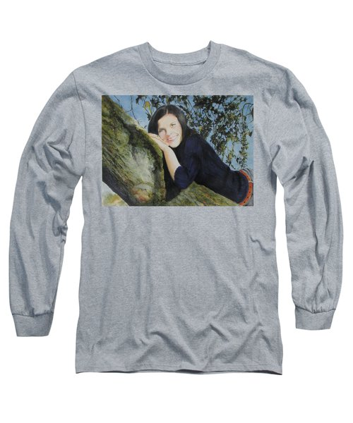John's Grandaughter Long Sleeve T-Shirt