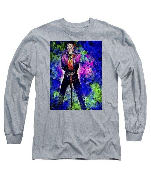 Joker Night Long Sleeve T-Shirt