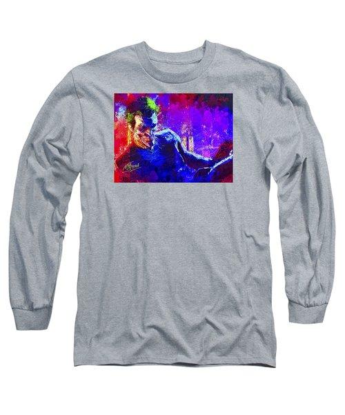 Joker's Grin Long Sleeve T-Shirt