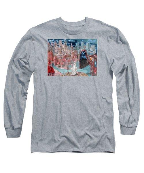 Jonah  Long Sleeve T-Shirt