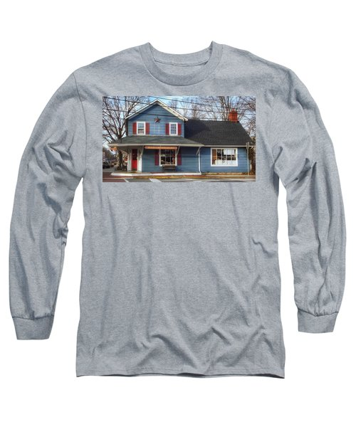 Jones Hardware, A Pequannock Legend Long Sleeve T-Shirt