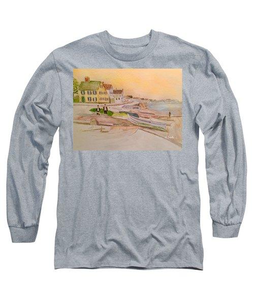 Joppa Flats Newburyport Long Sleeve T-Shirt