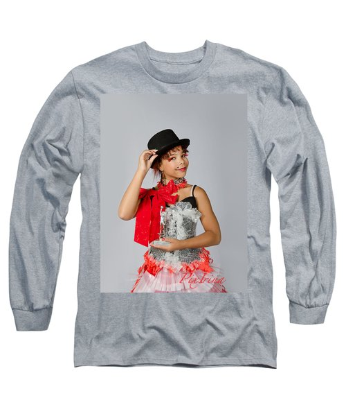 Jordan In Plastic Cup Can Can Dress Long Sleeve T-Shirt