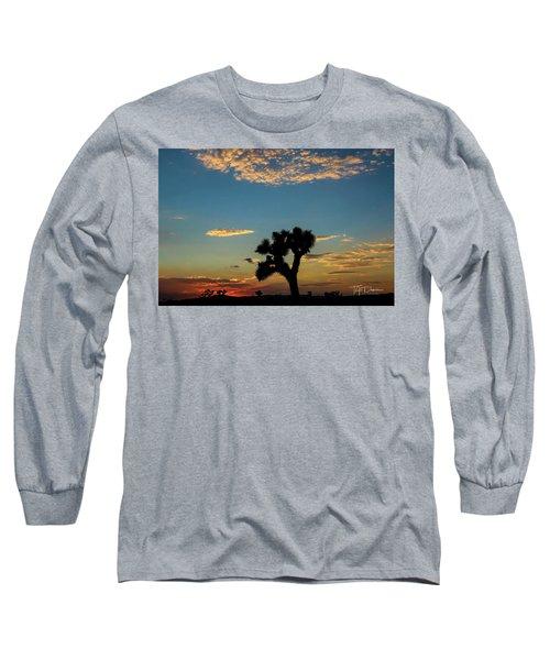 Joshua Sunset Long Sleeve T-Shirt