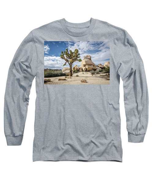 Joshua Tree No.2 Long Sleeve T-Shirt