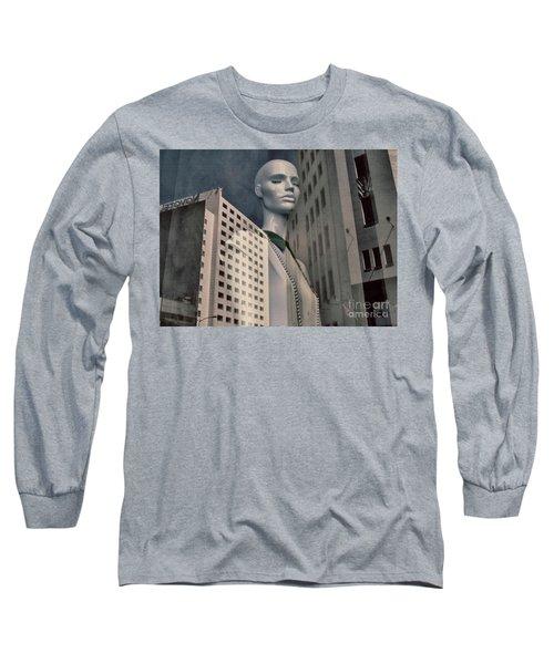 Journal Of A Solitude Long Sleeve T-Shirt