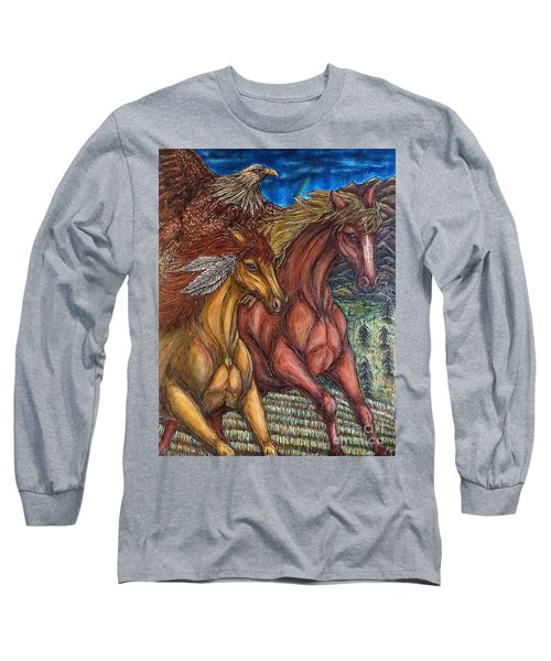 Journey Together Long Sleeve T-Shirt