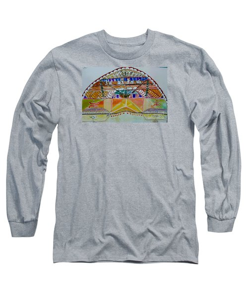 Joyous Entry Long Sleeve T-Shirt