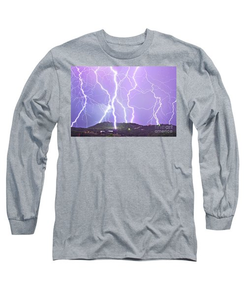 Judgement Day Lightning Long Sleeve T-Shirt