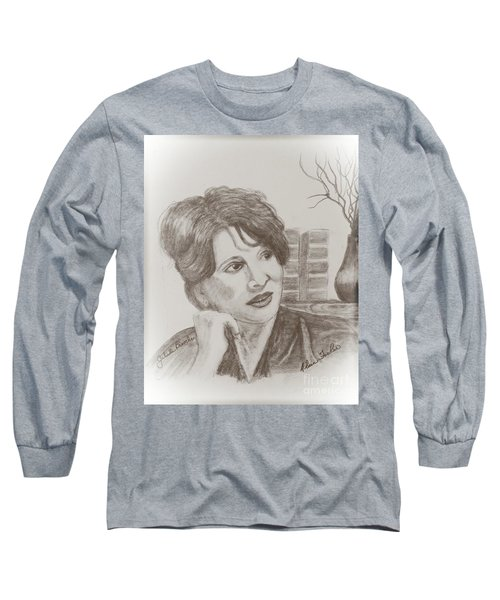 Juliette Binoche Long Sleeve T-Shirt