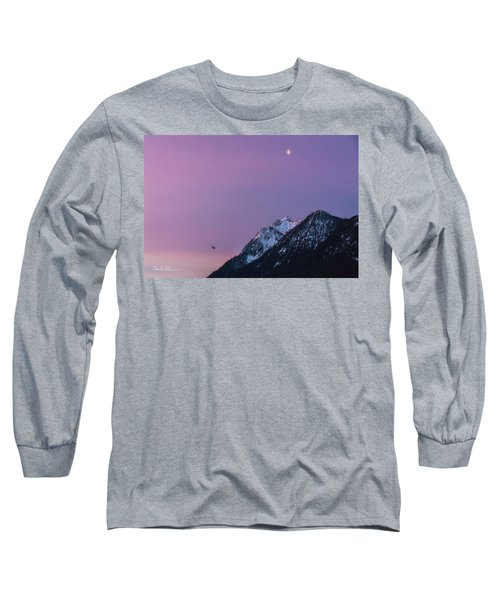 Jumbo Sunrise Long Sleeve T-Shirt