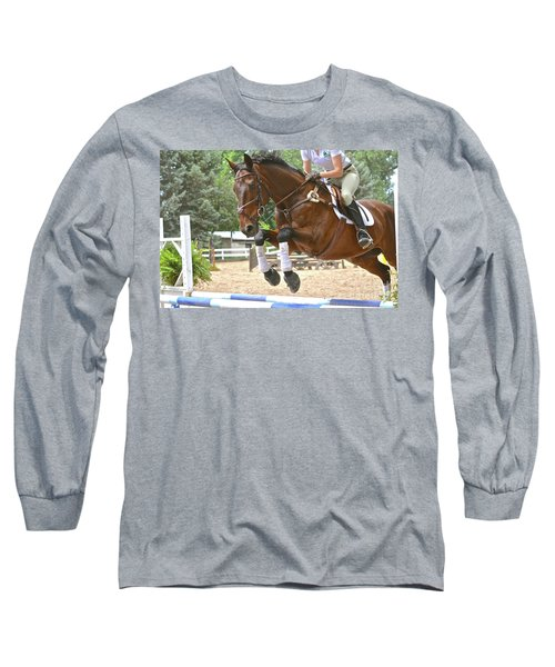 Jumper Long Sleeve T-Shirt