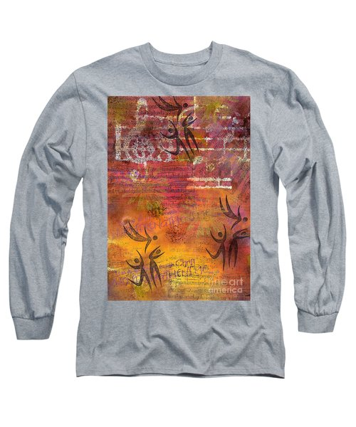 Jumping For Joy Long Sleeve T-Shirt